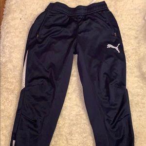 Puma men's joggers size Med